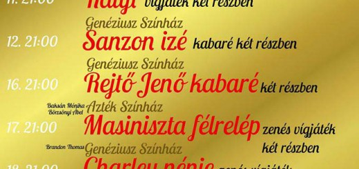I. hattyasi szinhazi estek_plakat